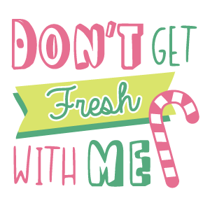 Stuck On You Xmas Stickers messages sticker-10