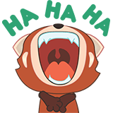 Fox Emoji Stickers messages sticker-3