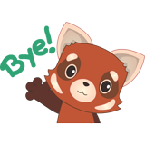 Fox Emoji Stickers messages sticker-9
