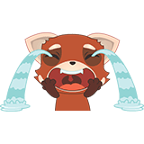 Fox Emoji Stickers messages sticker-2
