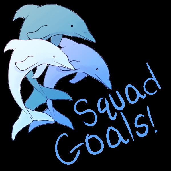 IFAWmojis Marine Mammals messages sticker-2