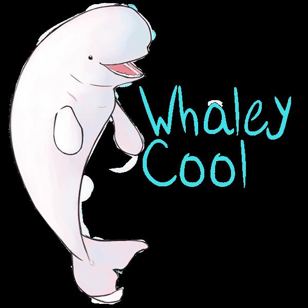 IFAWmojis Marine Mammals messages sticker-3