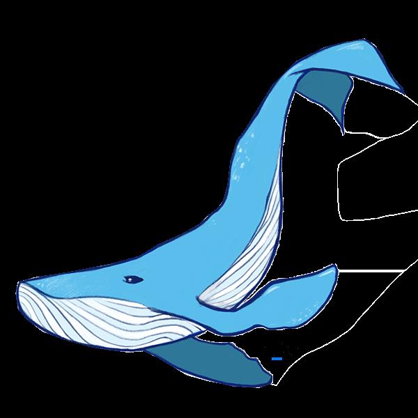 IFAWmojis Marine Mammals messages sticker-10