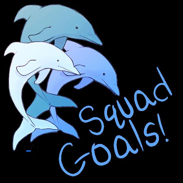 IFAWmojis Marine Mammals messages sticker-0