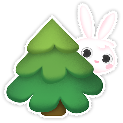 Greedy Bunnies messages sticker-4