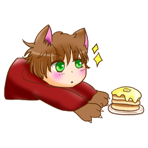 Kawaii Kemono Sticker messages sticker-5