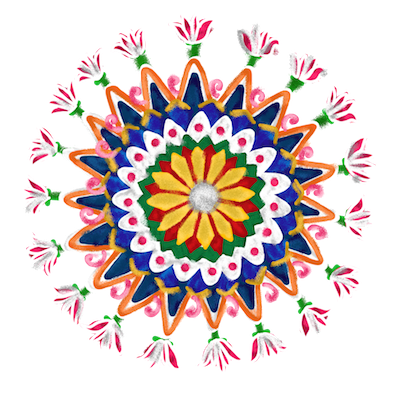 Diwali Stickers by Aastha Soni messages sticker-0