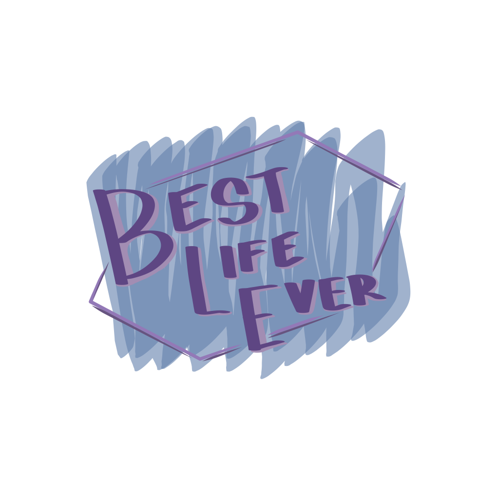 Best Life Ever Stickers messages sticker-7
