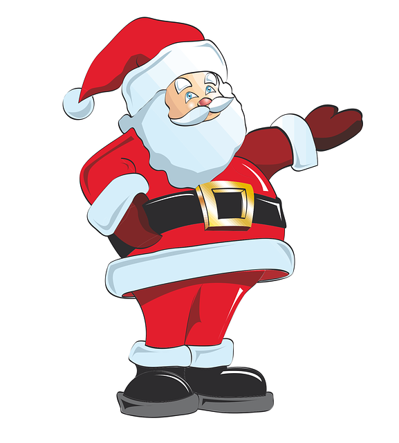 Santa Claus Stickers: HoHoHo messages sticker-6