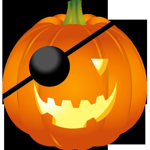 Fun Halloween Pumpkin Sticker messages sticker-7
