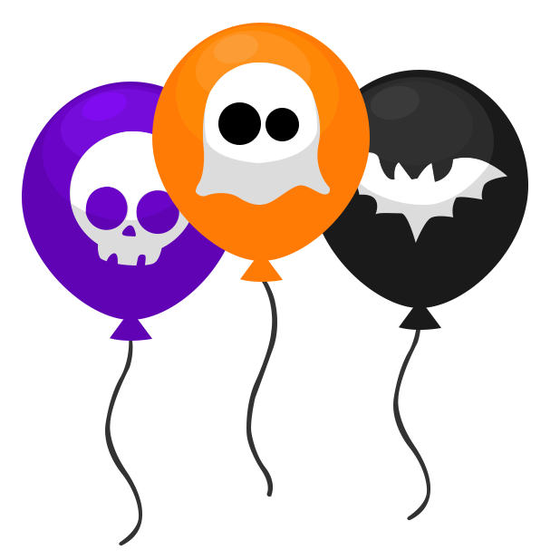 Halloween Party! messages sticker-0