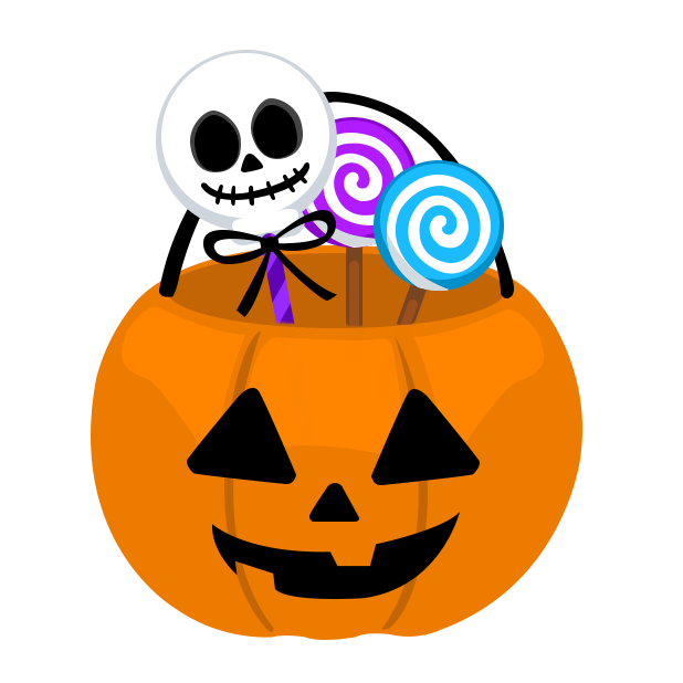 Halloween Party! messages sticker-1