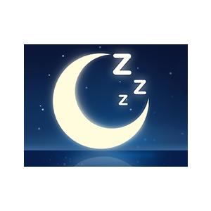 Sleep sounds:Relax Melodies messages sticker-2