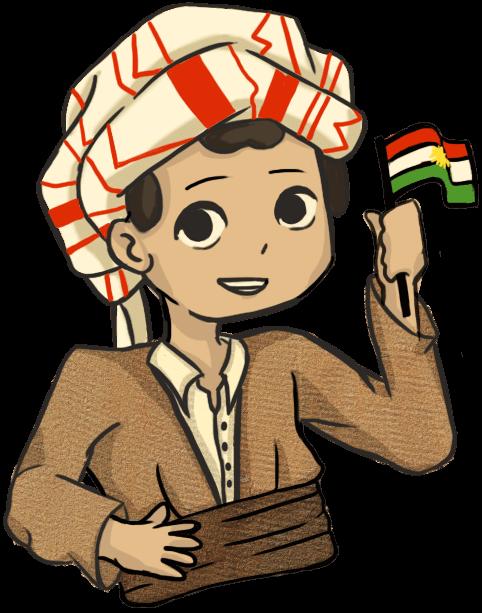 Kurd Stickers messages sticker-0