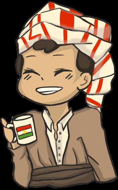 Kurd Stickers messages sticker-3