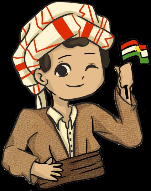 Kurd Stickers messages sticker-1