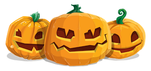 Halloween Emojis For iMessage messages sticker-3