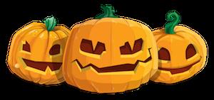 Halloween Emojis For iMessage messages sticker-3
