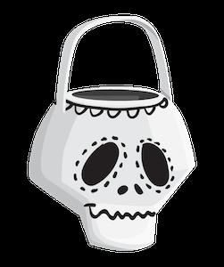 Halloween Emojis For iMessage messages sticker-2