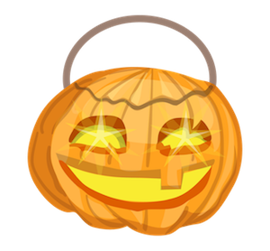 Halloween Emojis For iMessage messages sticker-5