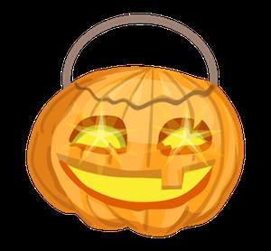 Halloween Emojis For iMessage messages sticker-5