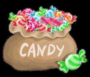 Halloween Emojis For iMessage messages sticker-1