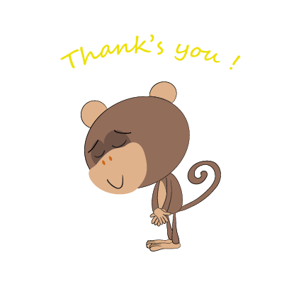 monkey emojis sticker messages sticker-4