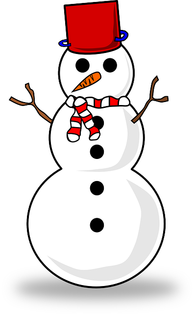 Holiday Snowman Stickers messages sticker-11