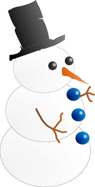 Holiday Snowman Stickers messages sticker-7
