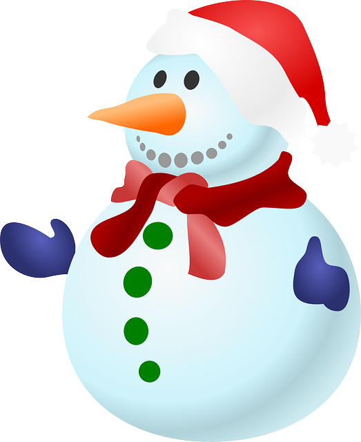 Holiday Snowman Stickers messages sticker-6