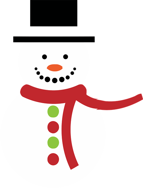 Holiday Snowman Stickers messages sticker-3
