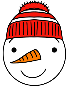 Holiday Snowman Stickers messages sticker-8