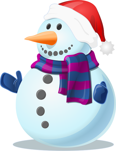 Holiday Snowman Stickers messages sticker-0