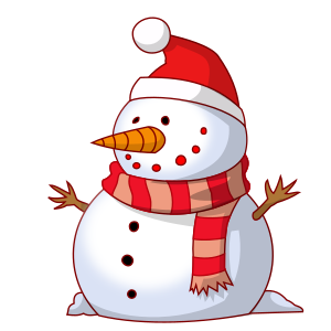 Holiday Snowman Stickers messages sticker-2