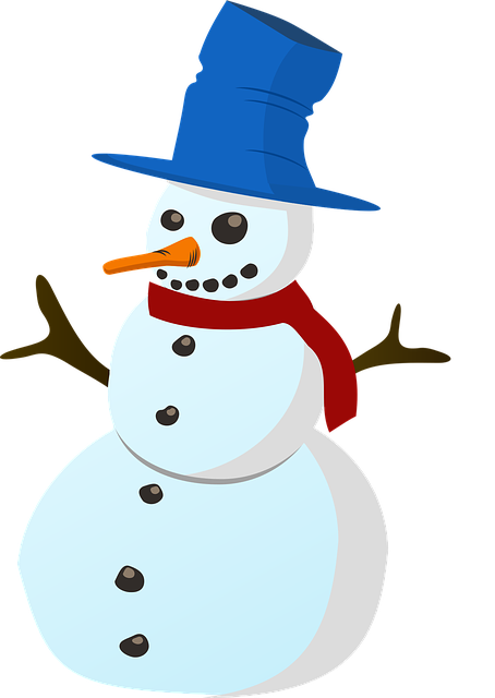Holiday Snowman Stickers messages sticker-1