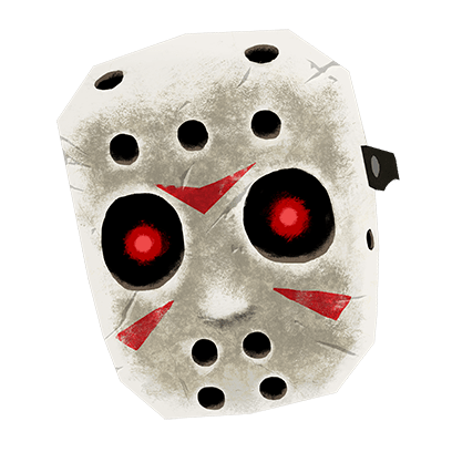 Friday the 13th: Killer Puzzle messages sticker-2
