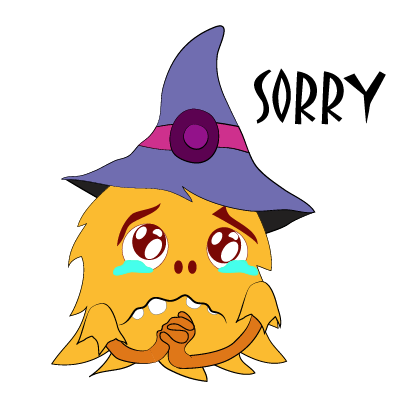 Color monster halloween messages sticker-8