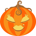 Jack-o'-lanter Sticker Pack messages sticker-6