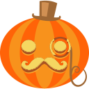 Jack-o'-lanter Sticker Pack messages sticker-7