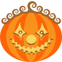 Jack-o'-lanter Sticker Pack messages sticker-3
