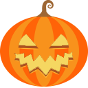 Jack-o'-lanter Sticker Pack messages sticker-5
