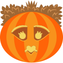 Jack-o'-lanter Sticker Pack messages sticker-8