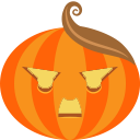 Jack-o'-lanter Sticker Pack messages sticker-4