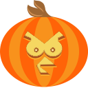 Jack-o'-lanter Sticker Pack messages sticker-2