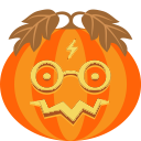 Jack-o'-lanter Sticker Pack messages sticker-0