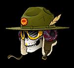 Voodoo Ranger Sticker Pack messages sticker-0