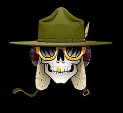 Voodoo Ranger Sticker Pack messages sticker-4