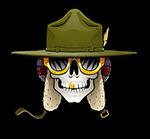 Voodoo Ranger Sticker Pack messages sticker-1