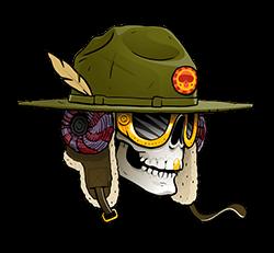 Voodoo Ranger Sticker Pack messages sticker-5