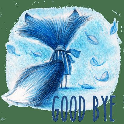 Bluefoxy Planet H5 messages sticker-2